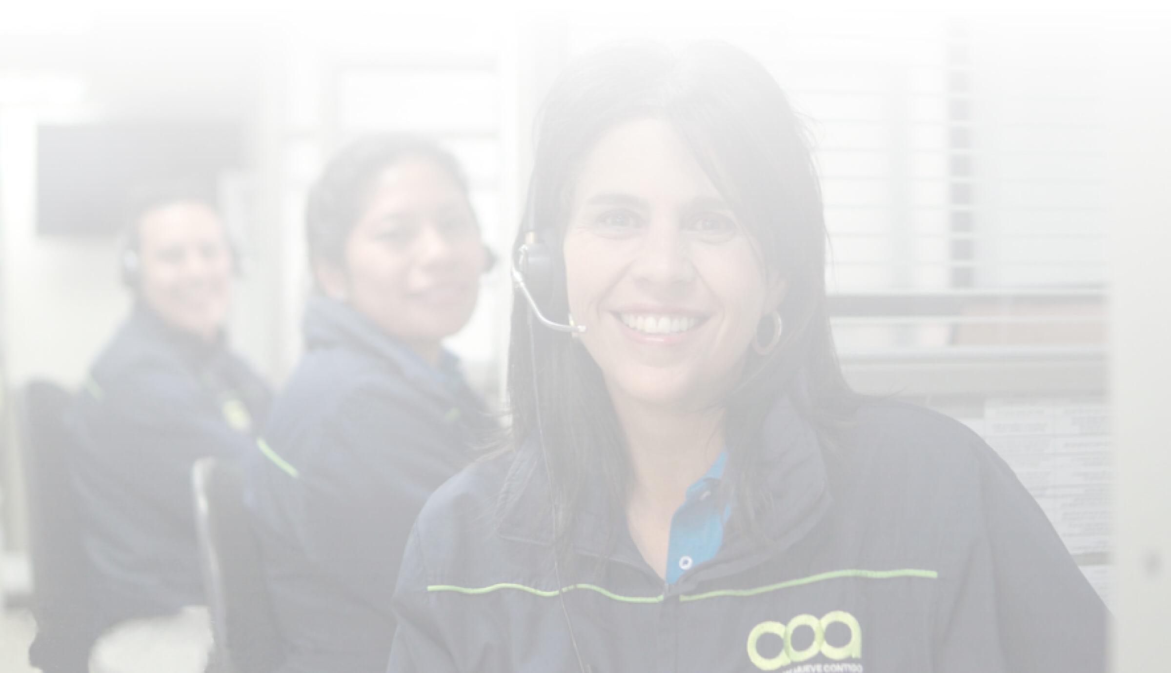 Fondo Contacto AOA Colombia Call Center
