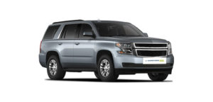 Camioneta grande al Servicio de Renting AOA Colombia